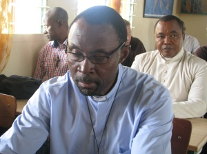 Nouvel évêque de Port Gentil