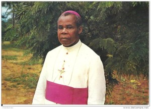 mgr francois Ndong