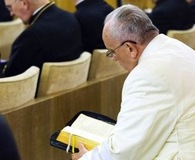 retraite papa francesco