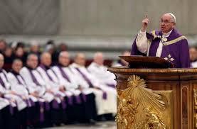 le pape fancois annonce un Jubilé