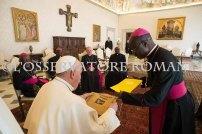 Cadeau aux Pape