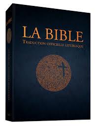 bible de la liturgie