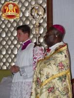 Mgr L'Archeveque de Libreville